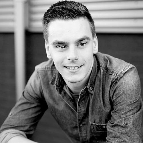 Joris Marinussen - communicatieregisseur online